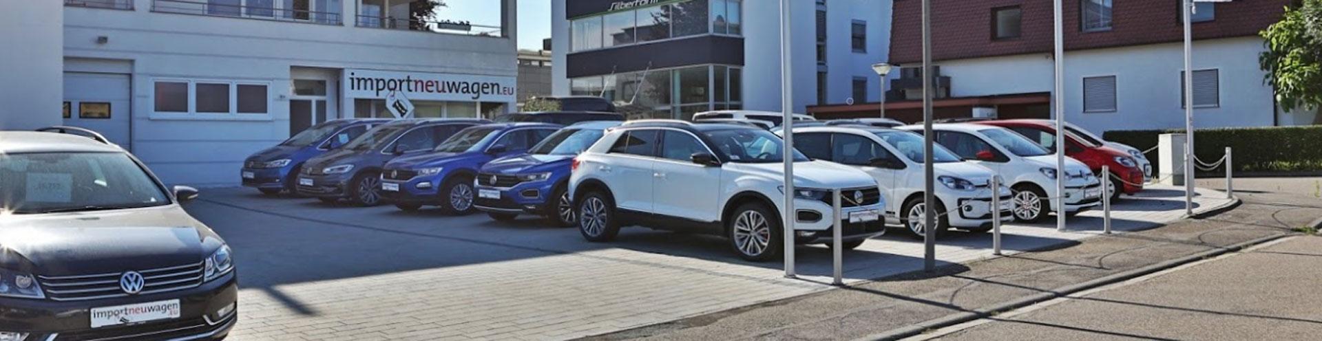 EU-Neuwagen und Reimporte günstig kaufen in Leonberg